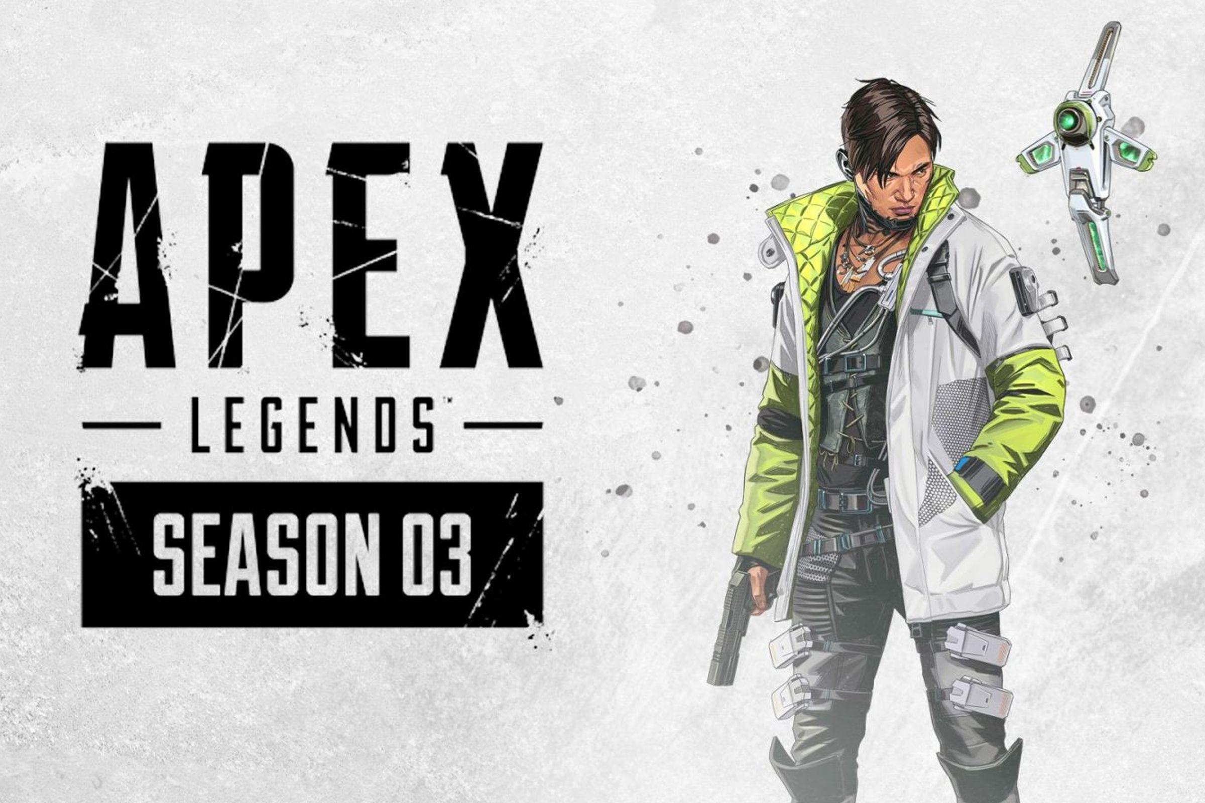 APEX LEGENDS – SEASON 3
