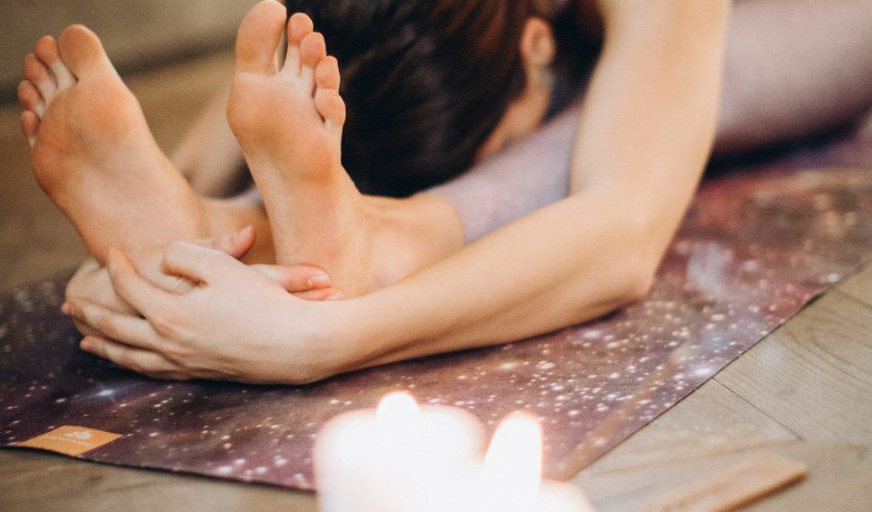 Online Yoga Teamevents: während Meetings, auf Tagungen und Events