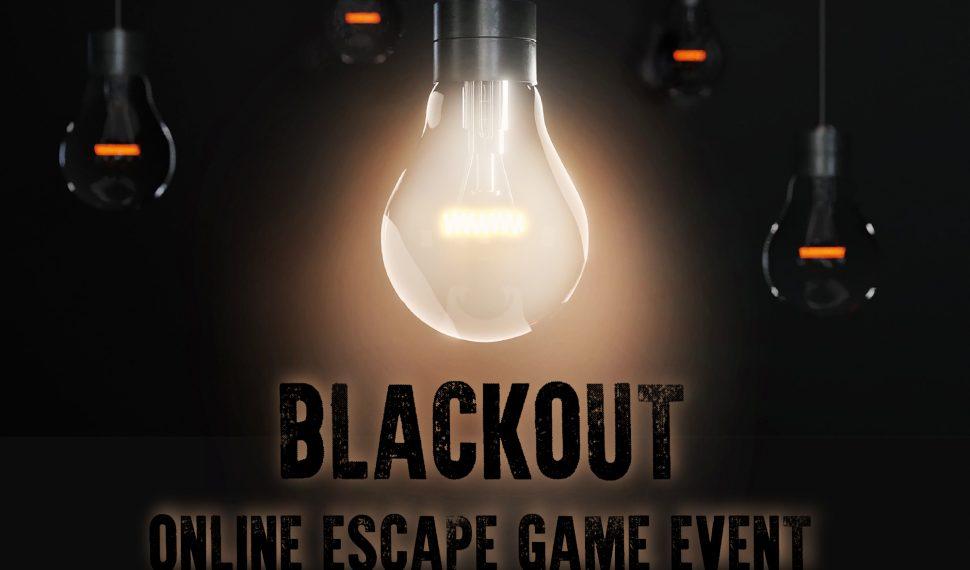 """Online Escape Game """"Blackout"""""""