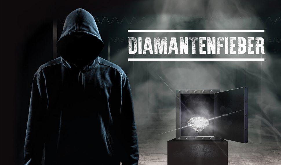 Online Escape Game Diamantenfieber